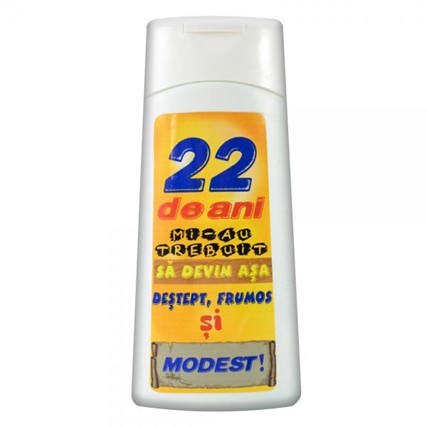 Gel De Dus 22 De Ani 250 ML