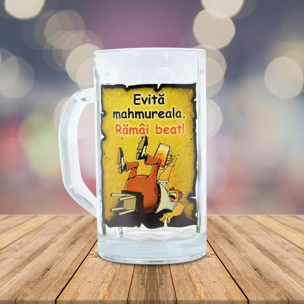 Halba Evita Mahmureala! Ramai Beat! 500 ML