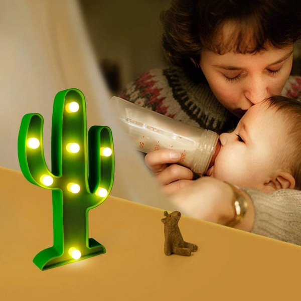 Lampa Led Cactus