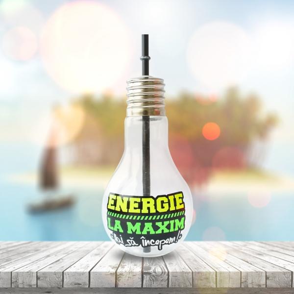 Pahar Bec Energie La Maxim 400 ML