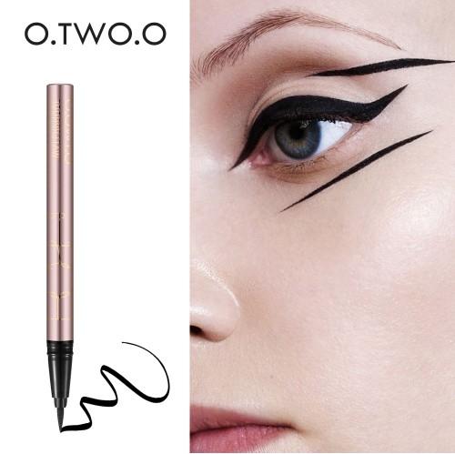 Tus de Ochi Tip Carioca Profesional Eyeliner Waterproof O.TWO.O