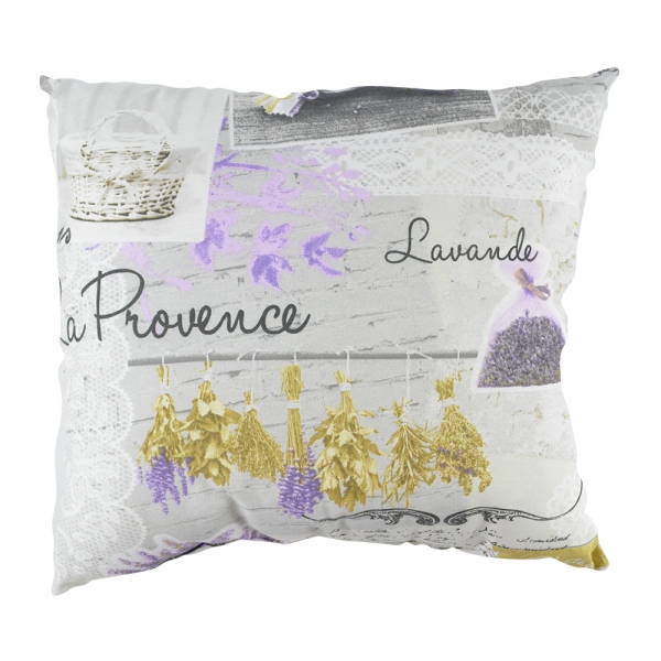 Perna Decorativa Lavanda #5 45X45 CM