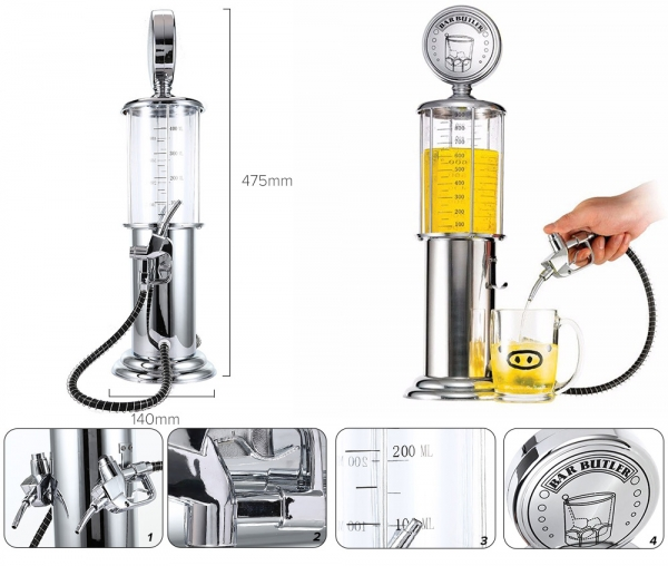 Pompa Pentru Bauturi Alcoolice 48 CM