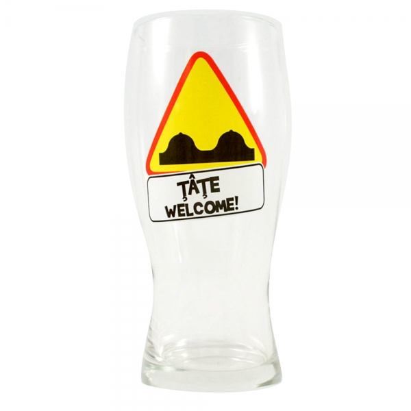 Pahar Bere Tate Welcome! 400 ML