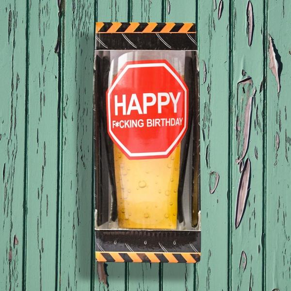 Pahar Bere Happy F*cking Birthday! 400 ML