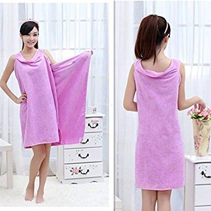 Prosop-Halat Pentru Baie Mov– Magic Towel