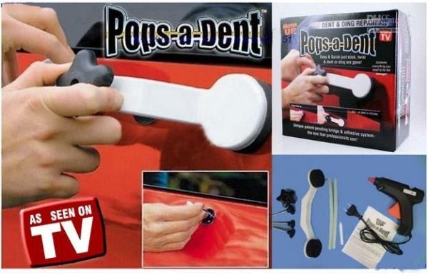 Kit Pentru Reparare/Indreptare Tabla Caroserie Auto - Pops-a-Dent