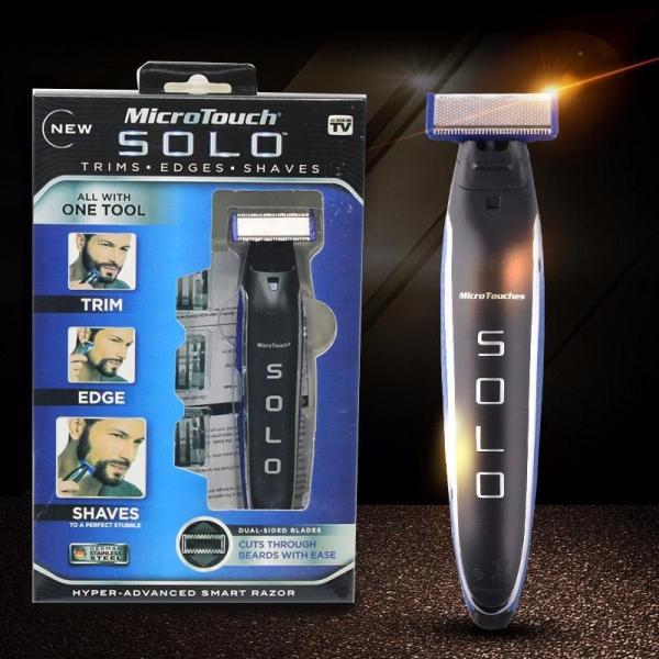 Aparat De Ras Reincarcabil – Micro Touch Solo