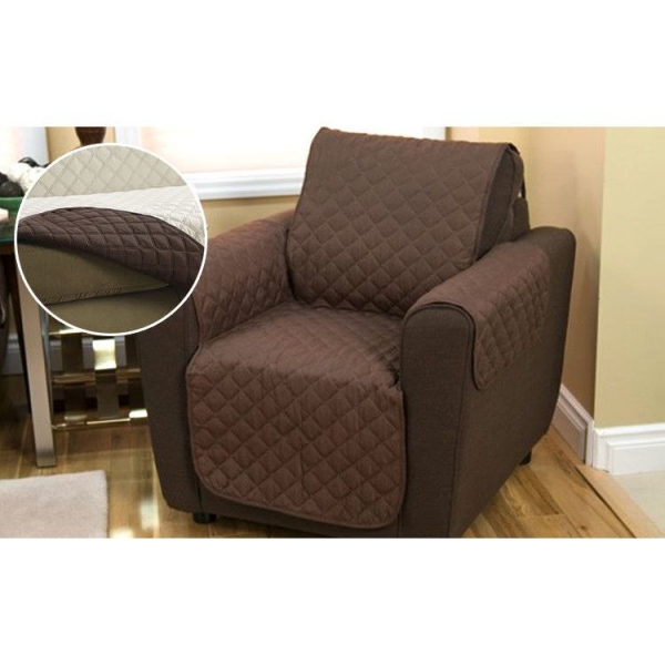 Husa De Protectie Pentru Fotoliu, 2 Fete - Reversibila - Couch Coat