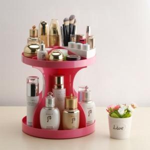 Organizator De Cosmetice Cu Rotire 360