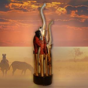 Decoratiune Africana - Elefant