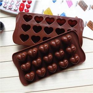 Forma din silicon pentru bomboane de ciocolata sau gheata