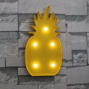 Lampa Led Ananas