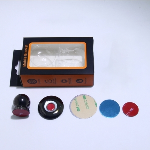 Suport Magnetic Pentru Mobil - Rotire La 360 Grade