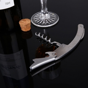Set Accesorii Si Desfacator Sticla De Vin - 3 Piese
