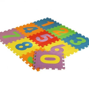 Puzzle interactiv cifre 10 piese