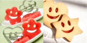 Forma Pentru Biscuiti Set 2 Bucati