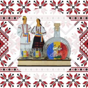 Minibar Cu Sticla Si 2 Pahare – Romania