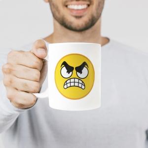 Cana Emoji Angry 250 ML