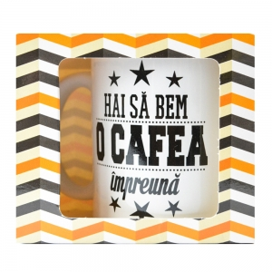 Cana Hai Sa Bem O Cafea Impreuna! 250 ML
