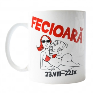 Cana Zodia FECIOARA 250 ML