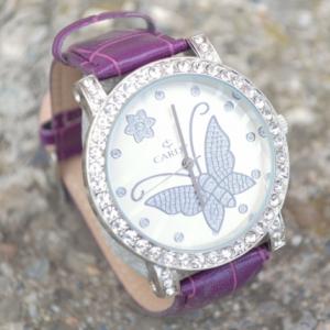 Ceas Butterfly Diamond Mov
