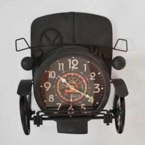 Ceas metalic Masina - 32x35 cm