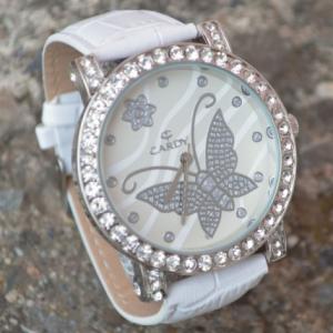 Ceas Butterfly Diamond