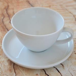Ceasca cafea alba #2