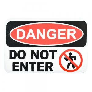 Covoras Danger! 60X40 CM