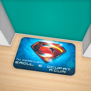 Covoras Superman 60X40 CM