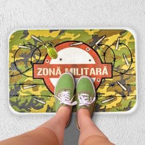 Covoras Zona Militara 60X40 CM