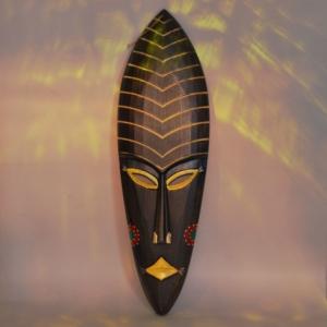 Decoratiune Africana Tablou Masca