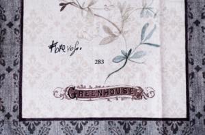 Fata de masa GreenHouse - 160x50 cm