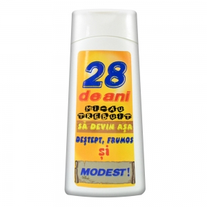 Gel De Dus 28 De Ani 250 ML