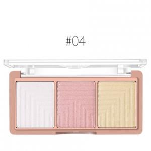Paleta Conturare Profesionala - 3 Culori