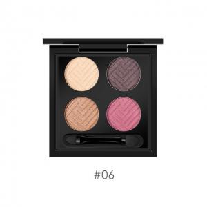 Paleta Profesionala Farduri Pentru Ochi 4 Culori O.TWO.O