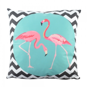 Perna Decorativa Flamingo 45X45 CM