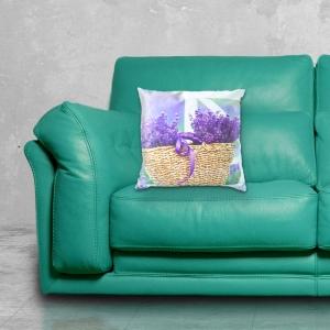 Perna Decorativa Lavanda #3 45X45 CM