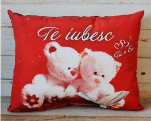 Perna Te iubesc 33x26 cm