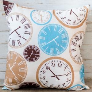 Perna Clock #2 - 45X45 cm