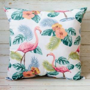 Perna Flamingo - 45X45 cm