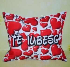 Perna Te iubesc #5 33x26 cm