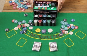 Set Poker Texas 200 Jetoane Si Carti