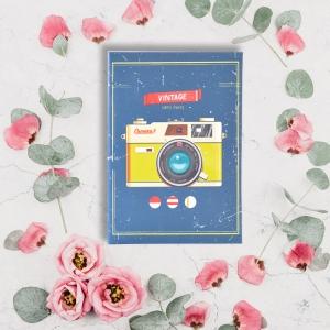 Album Foto Camera Vintage 15X10 CM/36 poze