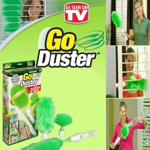 Perie Electrica De Curatare A Prafului - Go Duster – 3 Perii De Inlocuire