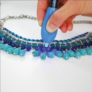 Creion De Lipit Cu Plastic Lichid Si UV – Lazer Bond
