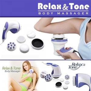 Aparat Pentru Masaj Anticelulitic - Relax & Tone