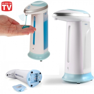 Dozator Automat De Sapun Cu Senzor – Soap Magic