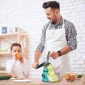 Aparat Manual De Feliat Legume Si Fructe – 3 Lame